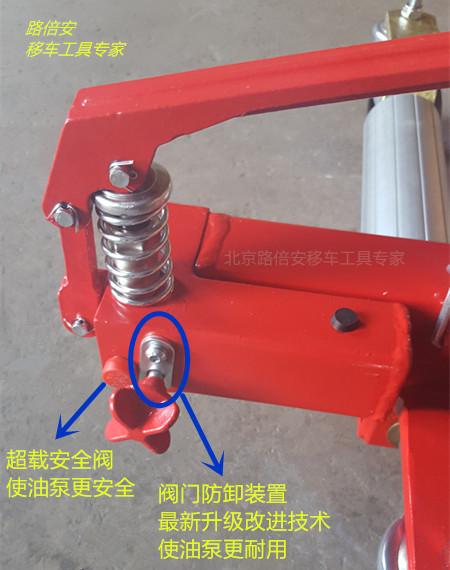 购买时请选择配有铝合金滚筒的移车器(如上图)     温馨图片